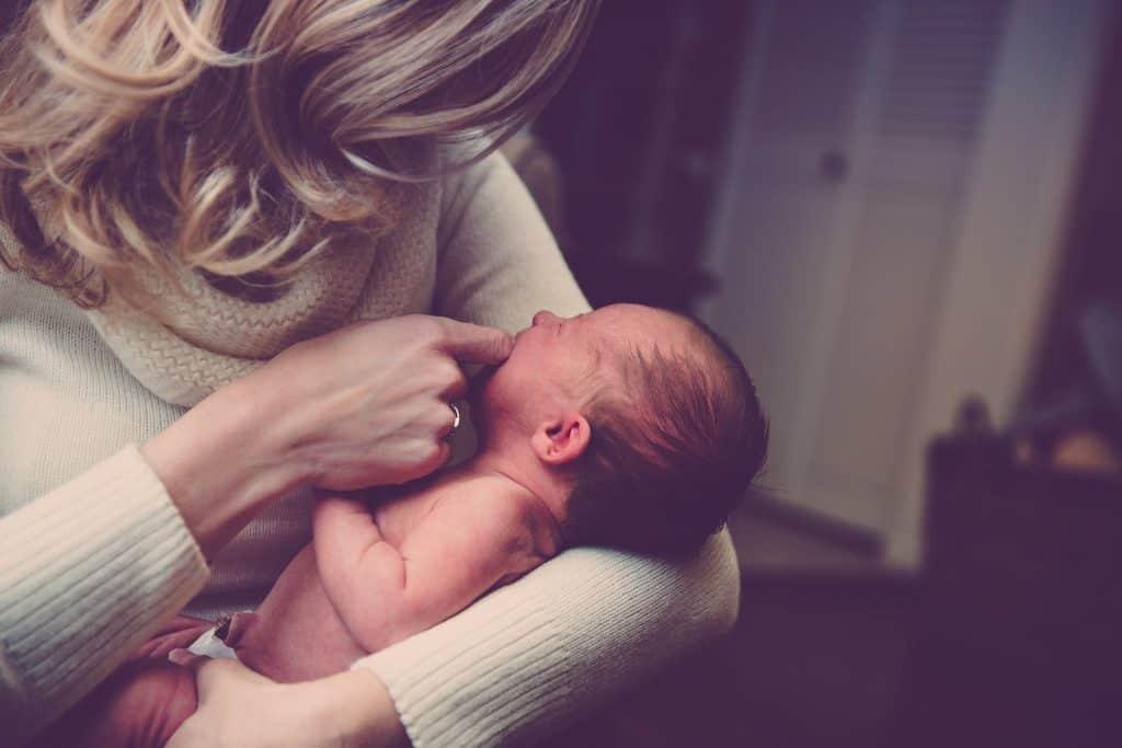 Blähungen Baby