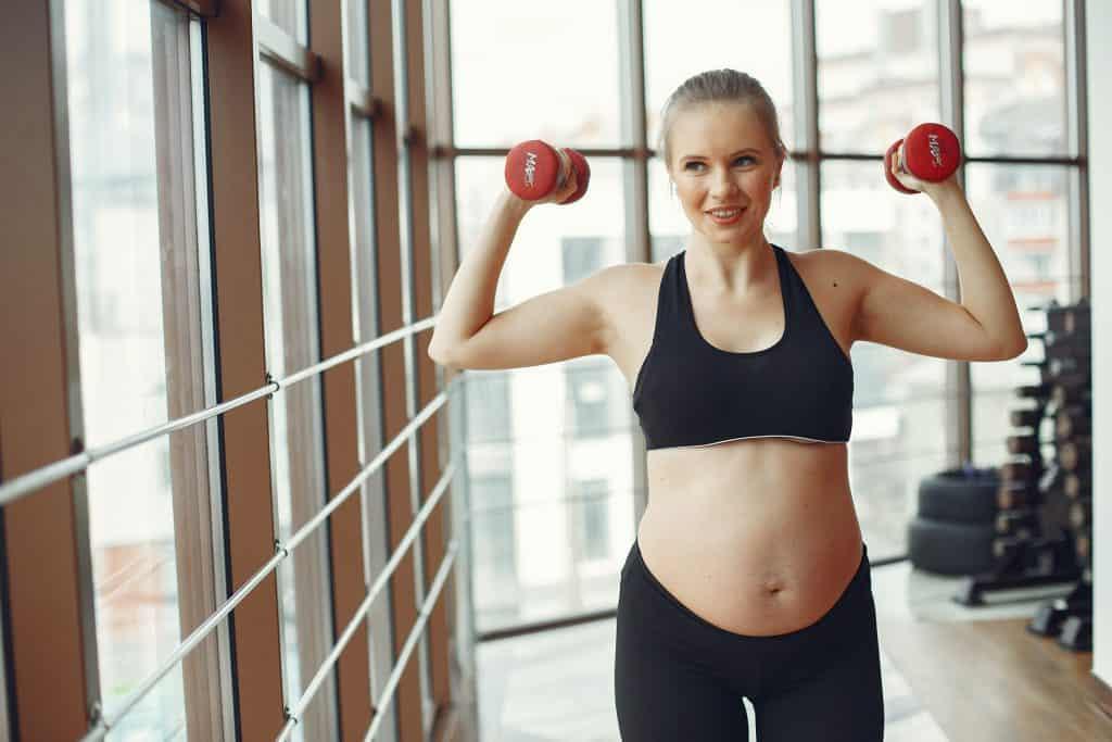 Abnehmen in der Schwangerschaft